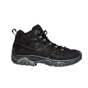 メレル モアブ 2 平滑 WP J42503 半ばすべて年男性靴をトレッキング