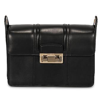 Lanvin Small Black Jiji Shoulder Bag