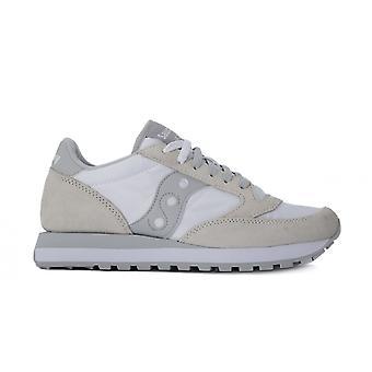 Saucony jazz white fashion sneakers