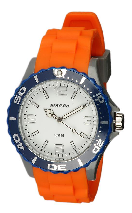 Waooh - Watch Silicone Multicolor MC42