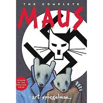 The Complete Maus by Art Spiegelman - 9780141014081 Book