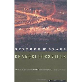 Chancellorsville (Neuauflage) von Stephen W. Sears - 9780395877449 Bo