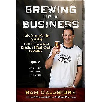 Gestando un negocio - aventuras en la cerveza del fundador de cazón