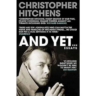 Und doch - Essays (Main) von Christopher Hitchens - 9781782394587 Buch