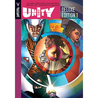 Unity - Book 1  (De Luxe edition) by Dougie Braithwaite - Cafu - Steph