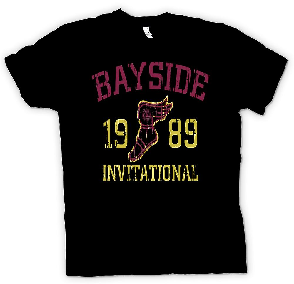 Kvinner t-skjorte - Bayside Invitational 1989 - Funny