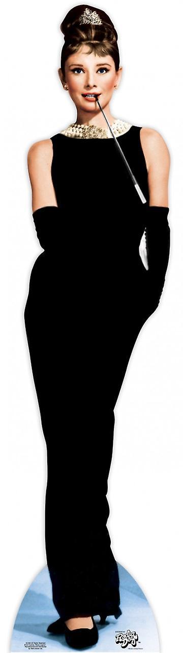 Audrey Hepburn Lifesize karton gestanst / Standee