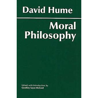 Hume - Filosofía Moral de David Hume - Geoffrey Sayre-McCord - 978087