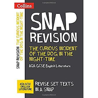 The Curious Incident of the Dog in the Night-time:� AQA GCSE 9-1 English Literature Text Guide (Collins GCSE 9-1 Snap Revision) (Collins GCSE 9-1� Snap Revision)