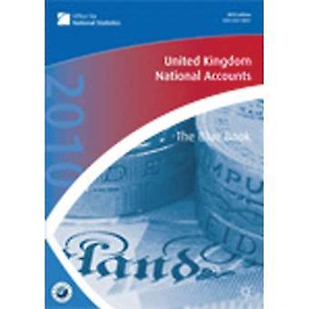 Forenede Kongerige nationalregnskaberne 2010: Blå bog