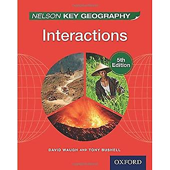 Nelson nyckel geografi interaktioner