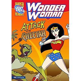 Wonder Woman: Attaque du guépard