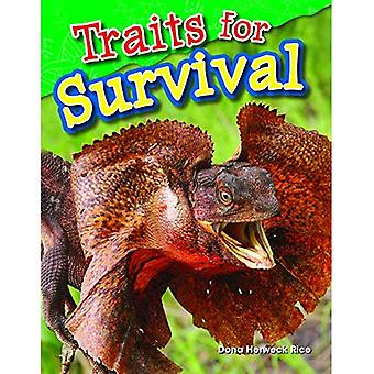 Traits for Survival (Grade 3) (Science Readers)