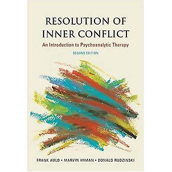 Resolution av inre konflikter: en introduktion till psykoanalytisk terapi