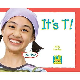 It's T! (Super Sandcastle: It's the Alphabet!)