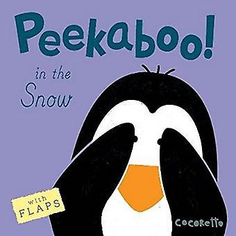 Peekaboo! In the Snow!