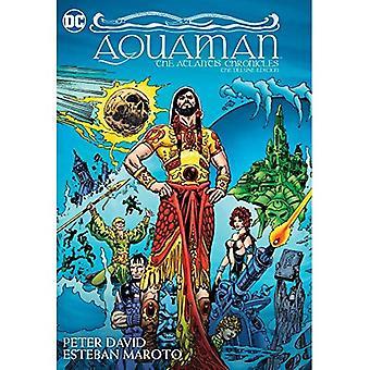 Aquaman: O Atlantis Chronicles Deluxe Edition