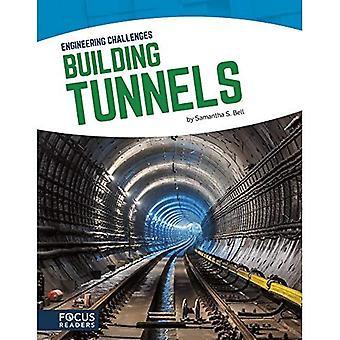 Bygga tunnlar