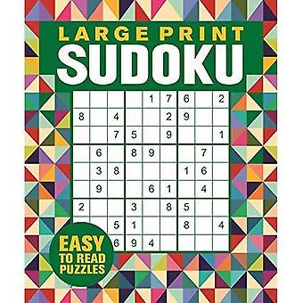 Large Print Sudoku (Jumbo flexi puzzles)