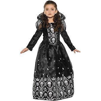 Dark Princess Costume For Children