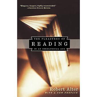 Prazeres da leitura em uma idade ideológica por Alter & Robert