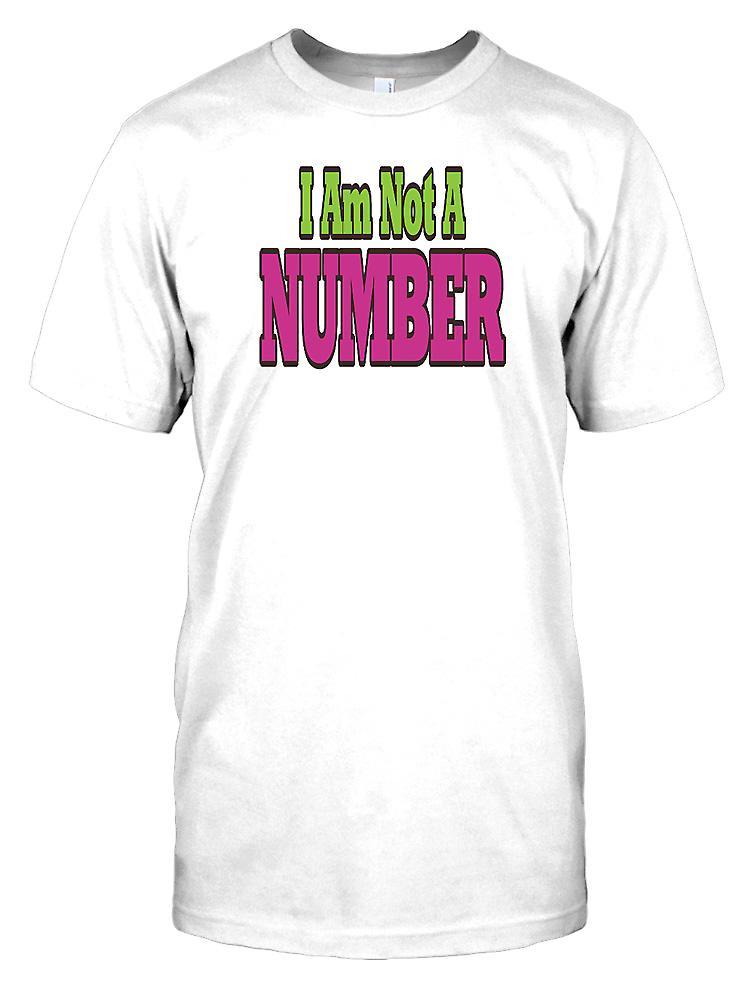 I am Not a Number - Conspiracy Kids T Shirt