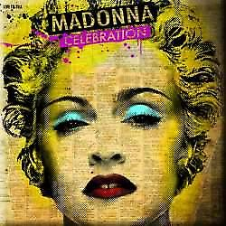 Madonna Celebration fridge magnet   (ro)