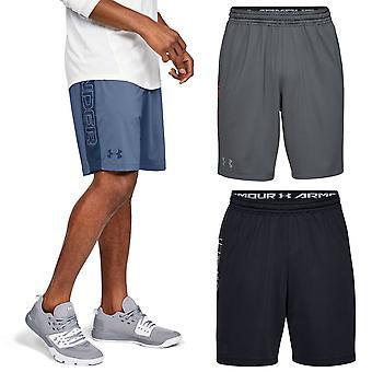 Under Armour Mens 2019 MK1 wordmark shorts