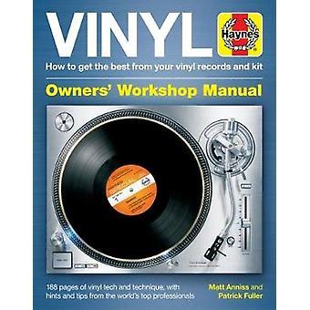 Vinyl Manual by Vinyl Manual - 9781785211652 Book