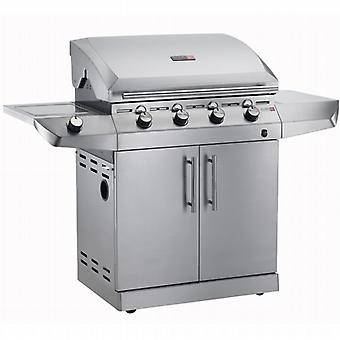 Char-Broil TRU-Infrared Performance T-47G 4 Burner Gas BBQ