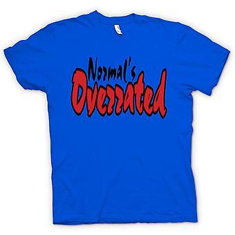 Mens T-shirt - Normals Overrated