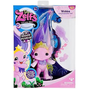 The Zelfs - Series 5 Super Zelfs - Wishka