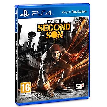 Sony Infamous Second Son Ps4 (Babies and Children , Toys , Multimedia And Electronics)