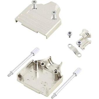D-SUB socket 180 ° Number of pins: 9 Solder bucket MH Connectors MHDM9-DM9S-K 1 pc(s)