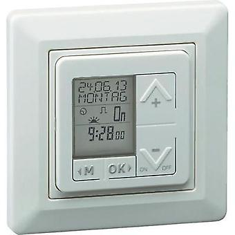 Flush mount timer/power strip digital 7 day mode