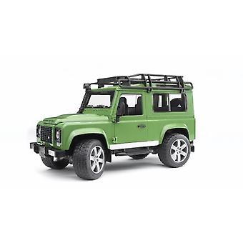 Bruder Land Rover Defender-Station