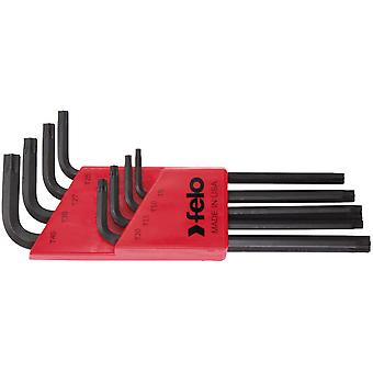 Felo Game Allen Keys Torx 8 Piece
