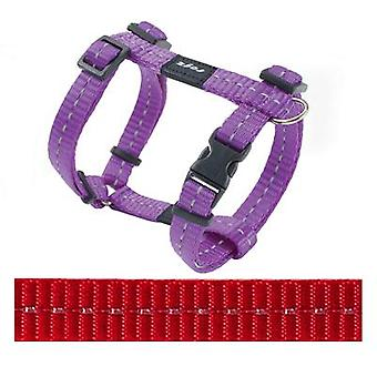 Rogz For Dogs Nitelife Tuig Rood 11 Mmx20-36 Cm