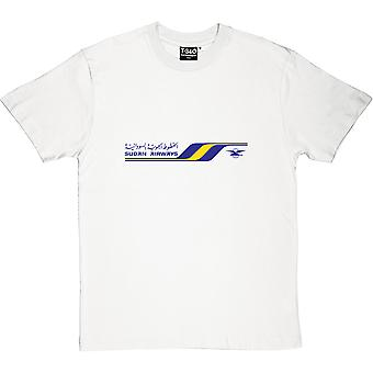 Sudan Airways Men's T-Shirt