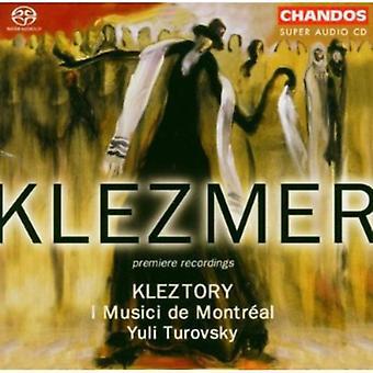 Yuli Turovsky - Kleztory y I Musici De Montreal: importación de los E.e.u.u. Klezmer [SACD]