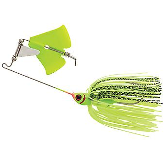 Booyah Buzz Bait 1/4 oz. Fishing Lure - Chartreuse Shad
