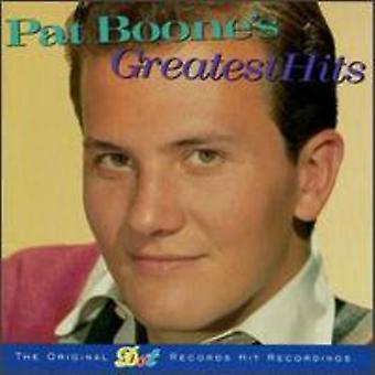 Pat Boone - importación de Estados Unidos Greatest Hits [CD]