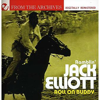 Ramblin' Jack Elliott - Roll on Buddy-From the Archives [CD] USA import