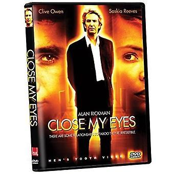 Luk mine øjne [DVD] USA import
