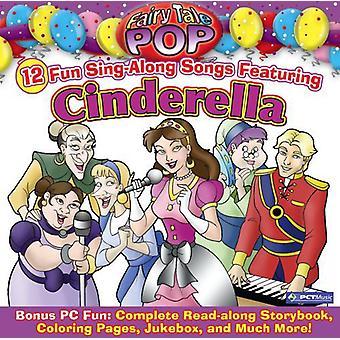 Eventyret Pop - Askepot [CD] USA importerer