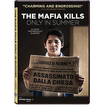 Mafiaen dræber kun sommer [DVD] USA importerer
