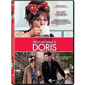 Hello My Name Is Doris [DVD] USA import