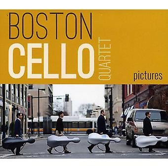 Boston Cello Quartet - Pictures [CD] USA import