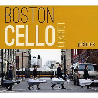 Boston-Cello-Quartett - import von Bildern [CD] USA