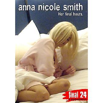 Sidste 24: Hendes sidste timer [DVD] USA importerer